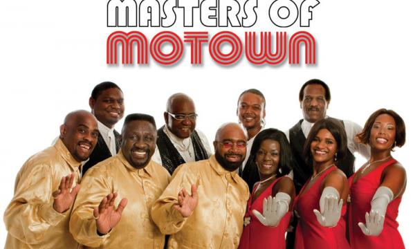 Masters of Soul - A Celebration of Motown