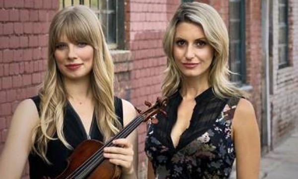 Valerie Stern, piano & Luanne Homzy, violin