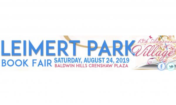 2019 Leimert Park Village Book Fair