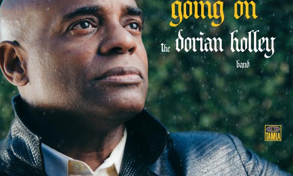 """Dorian Holley """"What's Goin' On"""" Tribute to Marvin Gaye"""