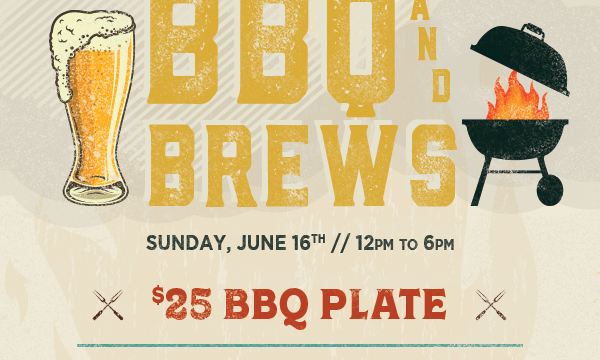 Father's Day BBQ & Brews at Imperial Western Beer Company