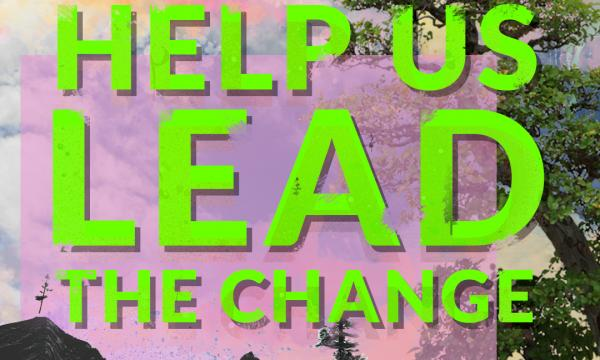 Help us lead the change on mental health