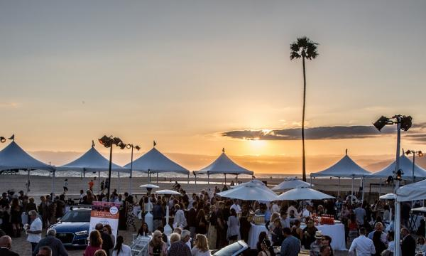 10th Annual An Evening on the Beach to Benefit St. Vincent Meals on Wheels