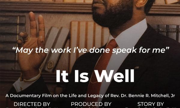 It Is Well - Bennie Mitchell