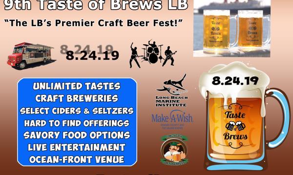 9th Taste of Brews Long Beach
