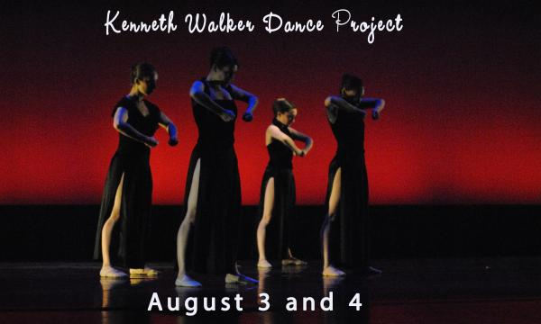 "Kenneth Walker Dance Project (KWDP) in ""Soft Ambient Pulse"""