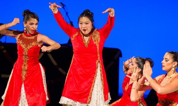 Big World Fun Leela Dance Collective