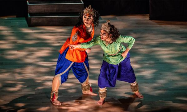 Son of the Wind by the Leela Dance Collective
