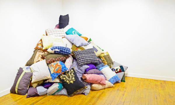 Install at Weinberg Newton Gallery in Chicago Photo credit: Díaz Lewis
