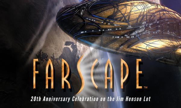 Farscape: 20th Anniversary Celebration on the Jim Henson Lot
