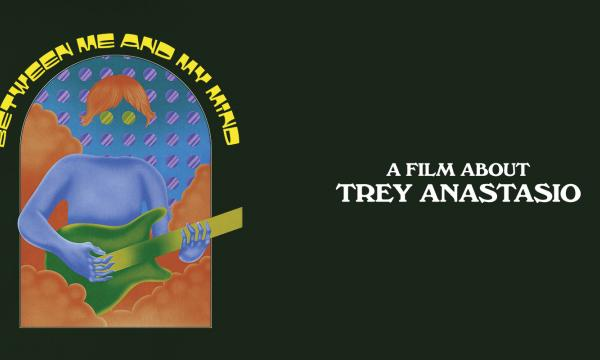 Movie Poster for Between Me and My Mind: A Film By Trey Anastasio
