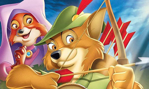 Robin Hood Movie Night at The Wiltern
