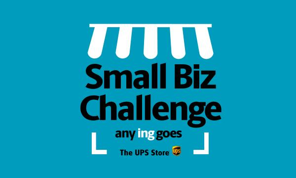 The UPS Store Small Biz Challenge Icon
