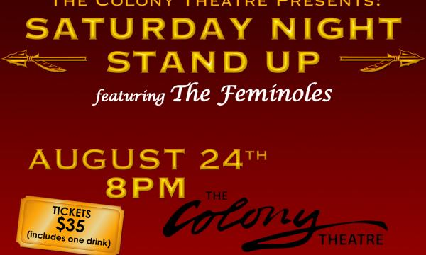 Saturday Night Stand Up