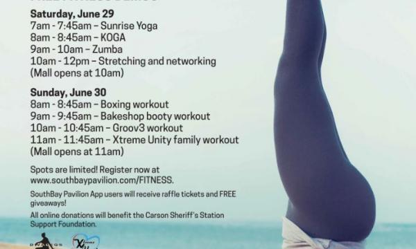 Free Fitness Demos