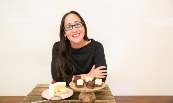 Chef Valerie Gordon of Valerie Confections
