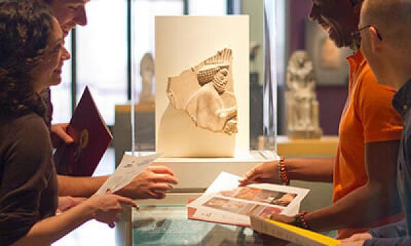 Sherlock Holmes at the Art Museum