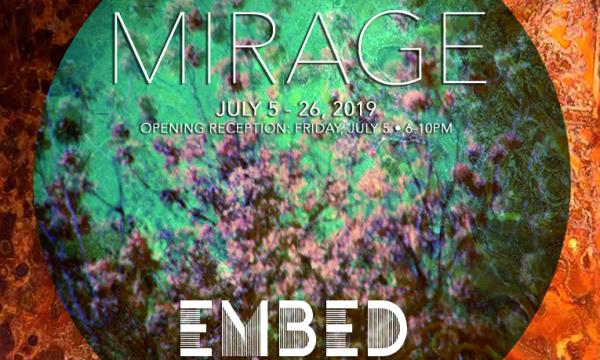 Exhibition postcard