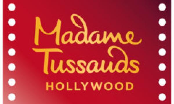 Madame Tussauds Hollywood logo