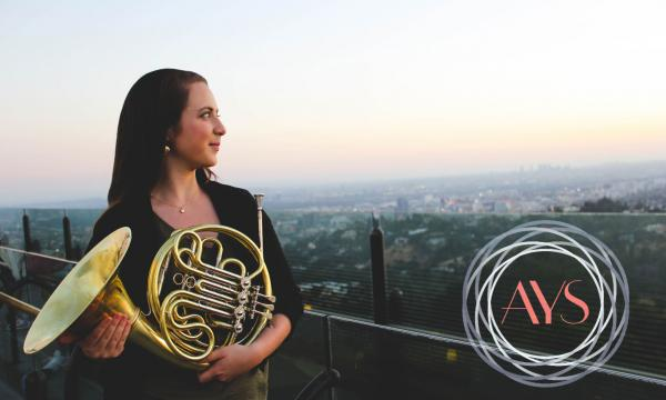 Aija Mattson, French Horn