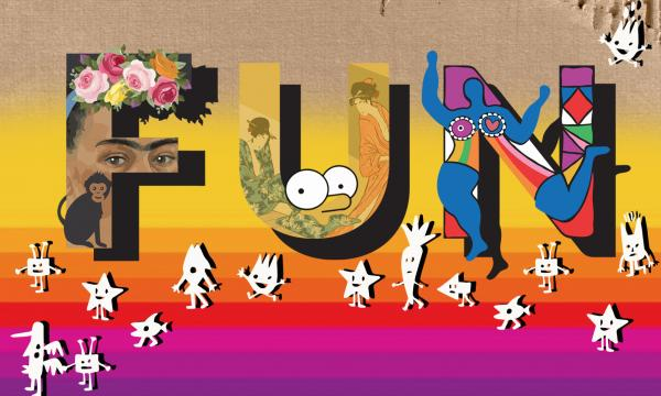F Is For Fun!