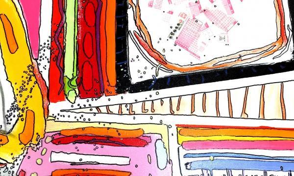 Angels Gate Cultural Center Studio Artist Joyce Weiss