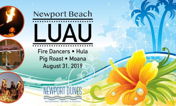 Newport Beach Luau