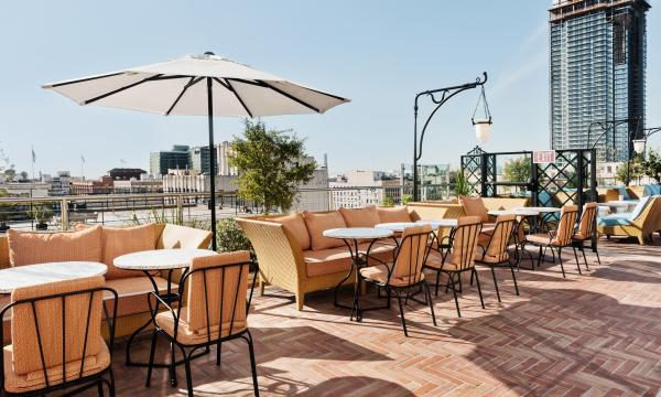 The NoMad Los Angeles Rooftop