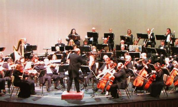 Peninsula Symphony, Gary Berkson, conductor