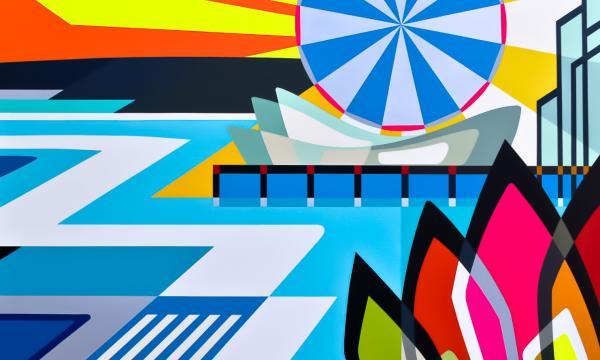 """Santa Monica"" by Jessus Hernandez"
