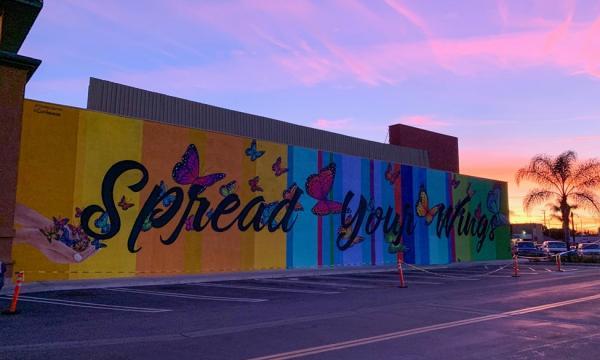 Free event to celebrate first public art mural in Norwalk