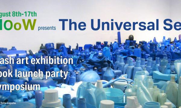 Universal Sea is a week long event art exhibition, symposium, book launch featuring international artists and thought leaders sharing their solutions to pollution in our oceans.