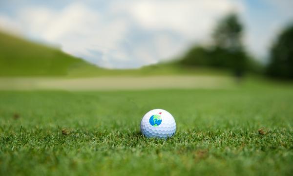WLGO Golf Ball