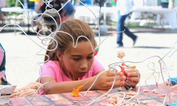 Inspired by the maker movement, hundreds of young STEM enthusiasts will have the chance to build things, get involved in experiments and demonstrations, and take various gadgets for a test drive.