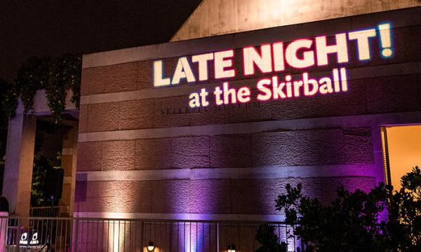 Late Night! Stanley Kubrick