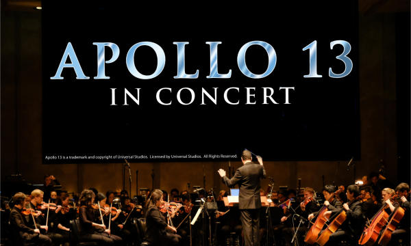 American Youth Symphony's Apollo 13 in Concert