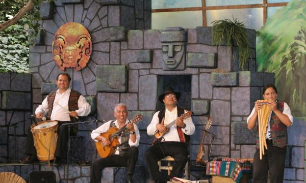 INCA, the Peruvian Ensemble