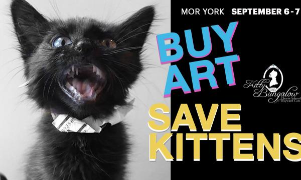 Kitty Bungalow Art Show