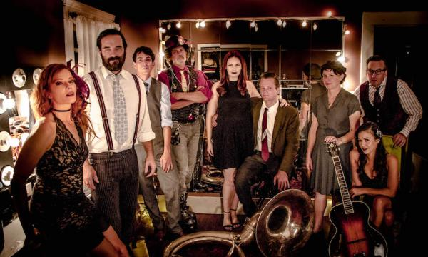Rip Roarin' Jazz Band