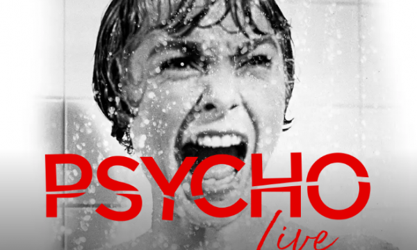 Main image for event titled Psycho with Live Orchestra (OPENING NIGHT)