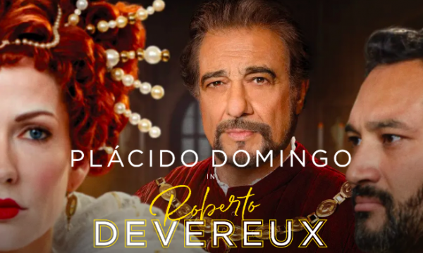 Main image for event titled Roberto Devereux (OPENING NIGHT)