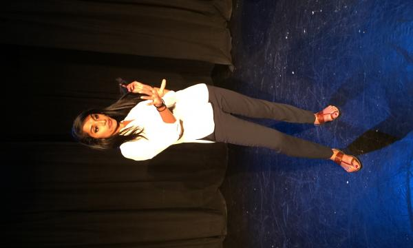 Shyam Bhatt in 'Treya's Last Dance'
