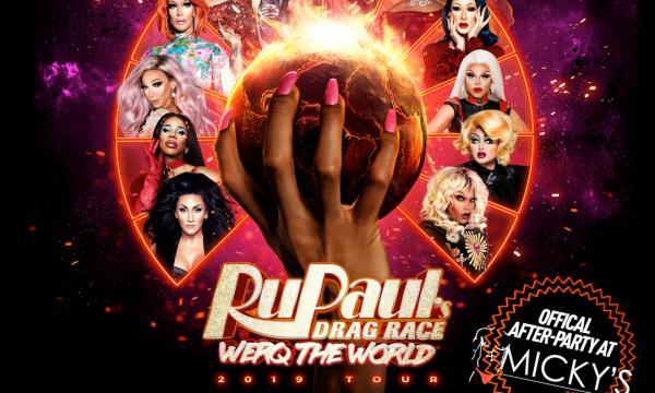 RuPaul's Drag Race Werq The World Tour 2019