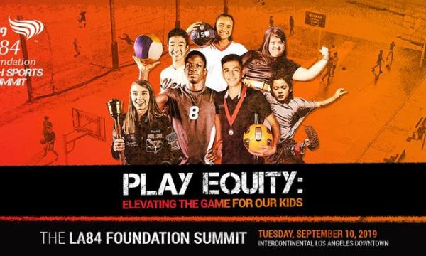 LA84 Foundation Youth Sports Summit