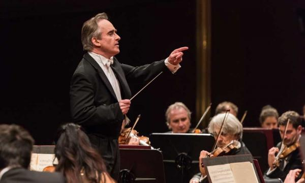 James Conlon Conducting