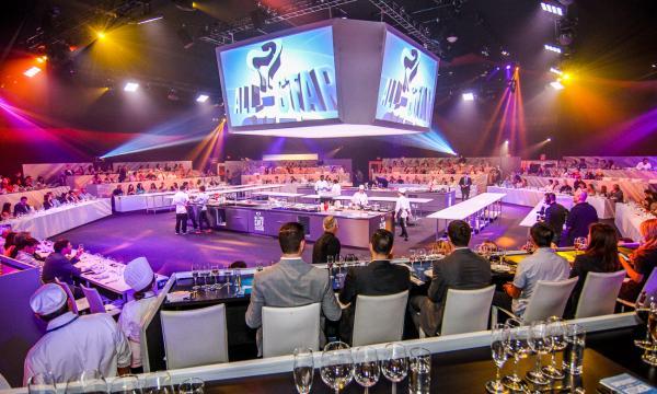 Restaurant Stadium at Lexus All-Star Chef Classic