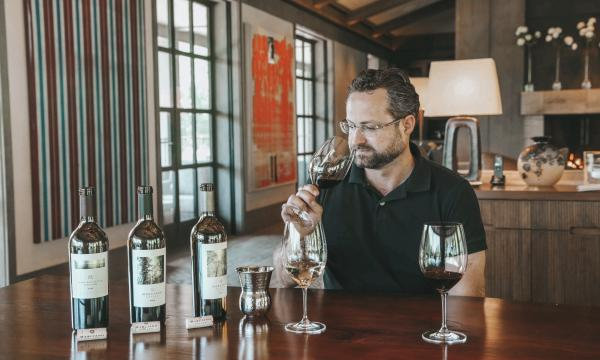 An Evening Tasting With Marciano Estate