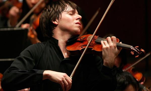 Joshua Bell photographed by Chris Lee