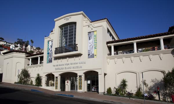 Celebrate Smithsonian Magazine's 14th Annual Museum Day with Catalina Island Museum