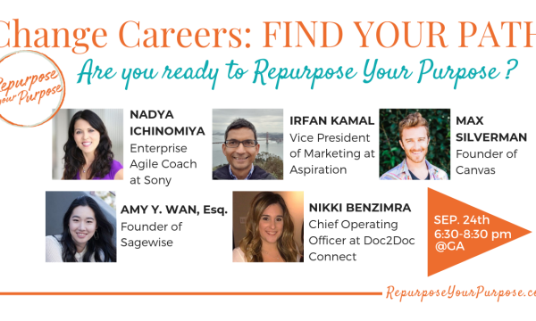 How to Change Careers: FIND YOUR PATH